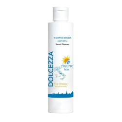Shower Shampoo I Hair and Tanning Protection