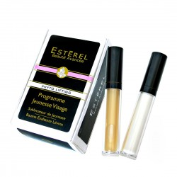 Box Lifting: Anti-age treatment eyes and lips