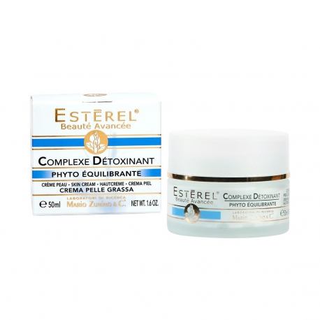 Detox cream for oily and acne skin