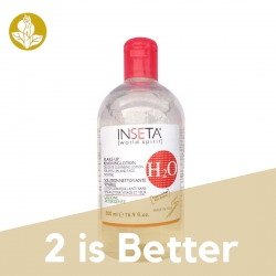 H2O Make-Up Removing Lotion