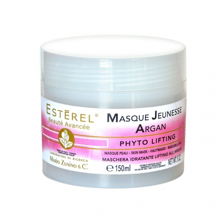 Antiage and Hydrating Mask with Argan Oil